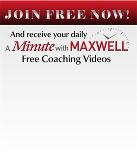 minute with maxwell