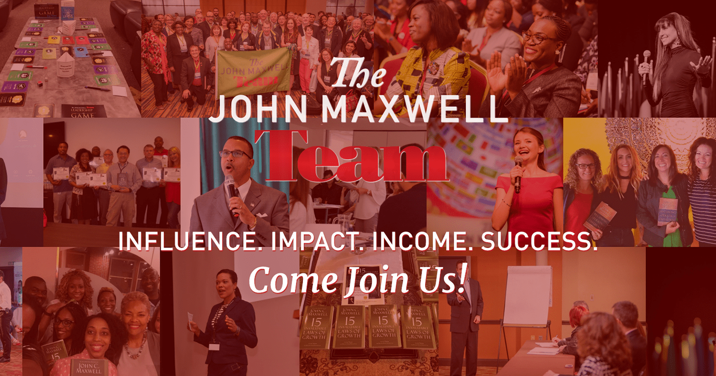 John C Maxwell Start Leveraging Your Leadership Into Influence