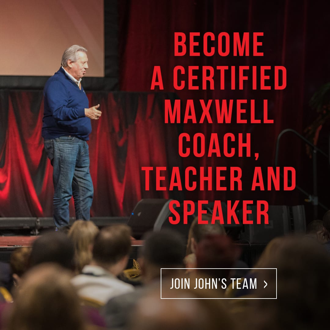 3-Day International Maxwell Certification Live Event - March 2019