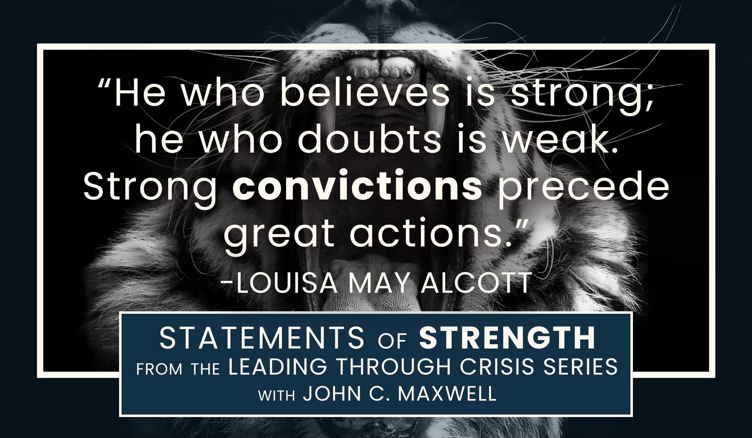 image of quote pic with text quotation by Louisa may Alcott