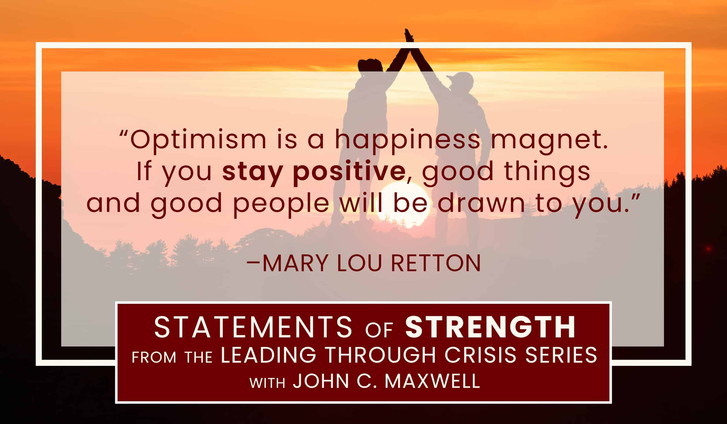 image of quote picture with text quote by mary lou retton